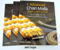 Advanced Chain Maille Jewelry Workshop by Karen Karon - Must buy now!