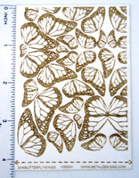 Laser Cut Texture Paper - Butterfly Wings
