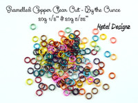 """Enameled Copper - Mix 20g 5/32"""" - By the Ounce"""
