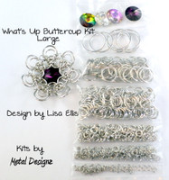 Whats Up Buttercup - Large Kit - makes 4 pieces - No Tutorial included