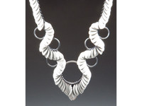 Karen Karon Tiny Scale Serpentine Necklace kit - Kit only - No Tutorial included