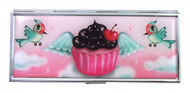 Fluff's Cupcake Heaven Case Original artwork by Claudette Barjoud