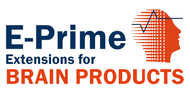 E-Prime Extensions for Brain Products 3.0