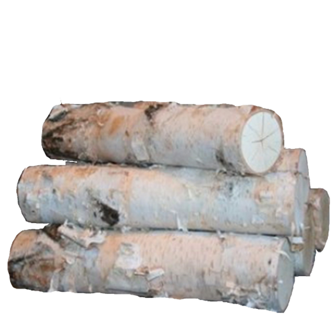 Decorative Logs For Display Or The Fireplace