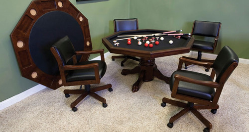 "54"" Game Table Set"