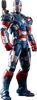 Iron Man Iron Patriot Sixth Scale Figure by Hot Toys Diecast MMS195_902014_NRFB