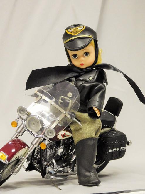 Harley Davidson Wendy & FM Heritage Softail Motorcycle