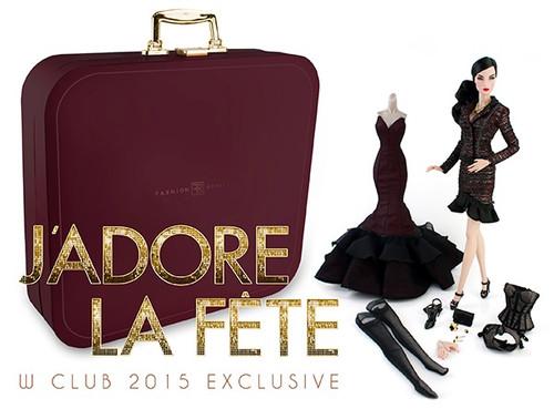 J'Adore La Fete Elyse Jolie FR Gift Set