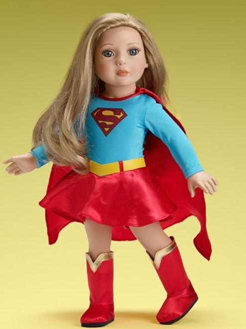 DC SUPERGIRL FASHION for 18""