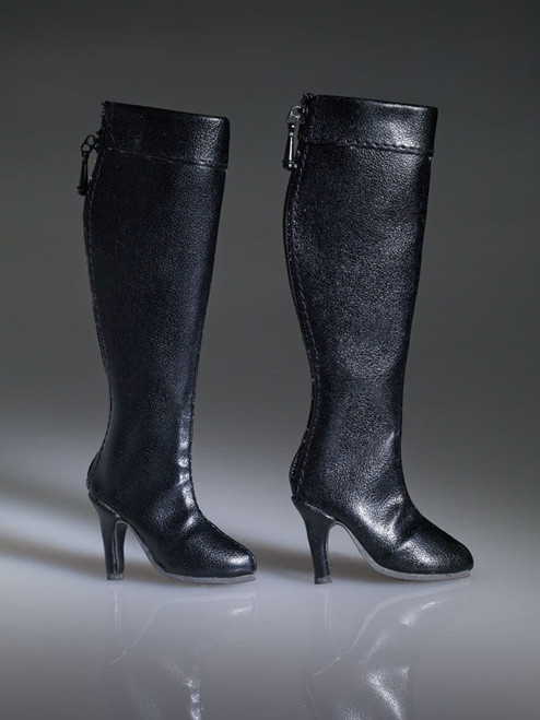 HIGH & MIGHTY BOOTS (BLACK)