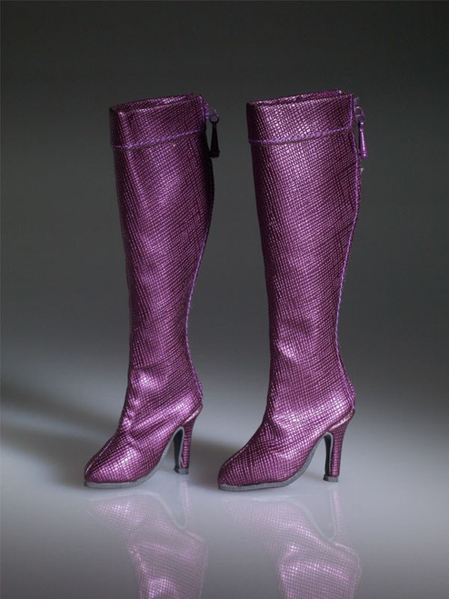 HIGH & MIGHTY BOOTS (PURPLE)