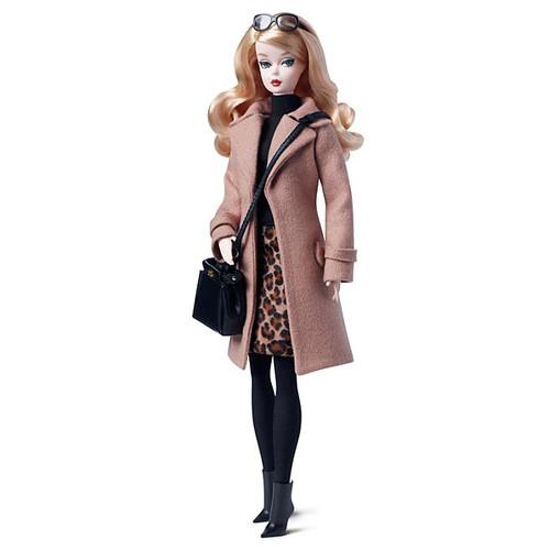 Classic Camel Coat™ BFMC Silkstone Barbie® Doll