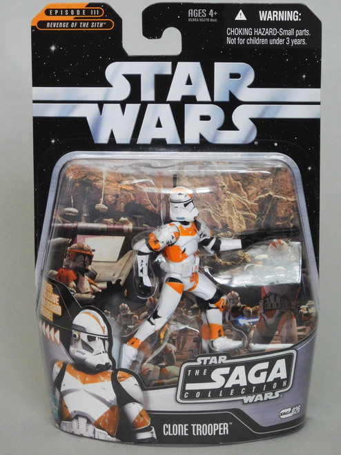 SCORCH REPUBLIC COMMANDO SAGA 21 Star Wars SAGA COLLECTION: EXPANDED UNIVERSE Hologram_NEW MOC