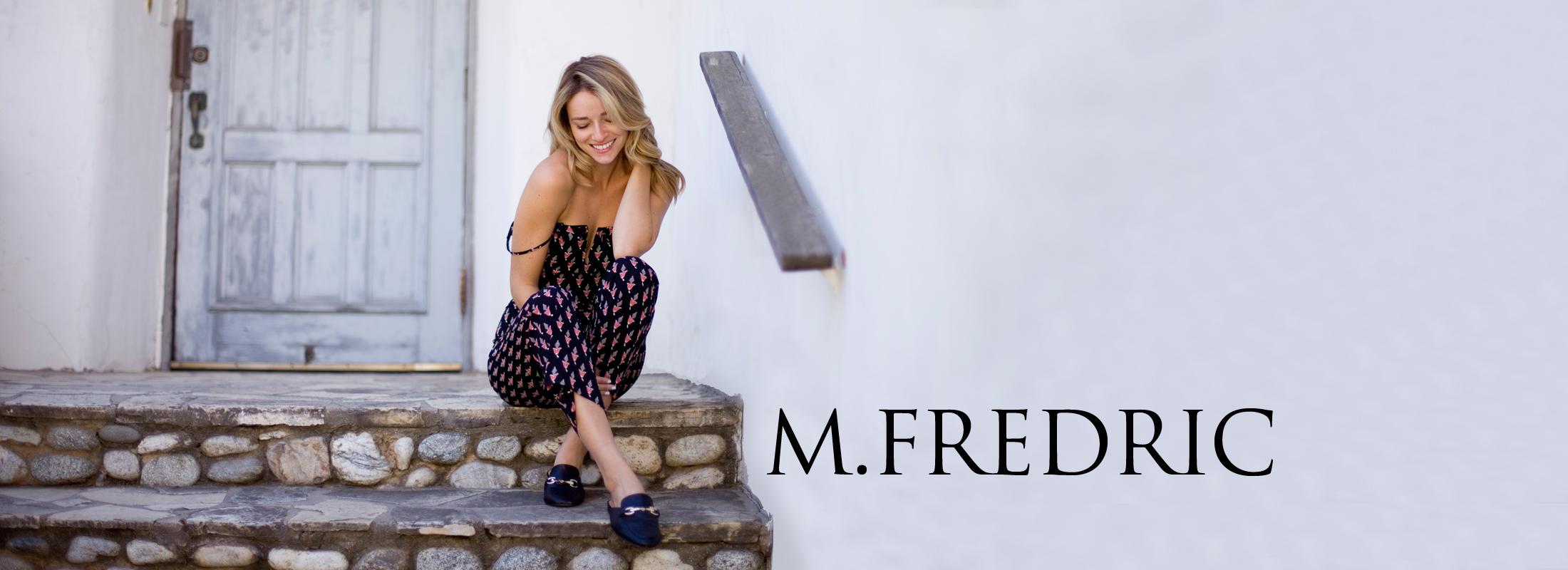 M.FREDRIC