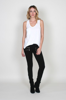 Edgemont Ultra Skinny Zippered Jean
