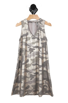 front, Camo, Flare, Cress, Metalic