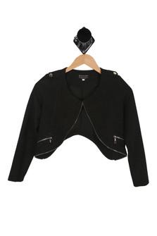 crop, jacket
