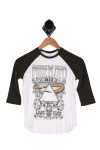 Tee, boys, pink floyd, album cover, dark side of the moon, solid sleeves and white base