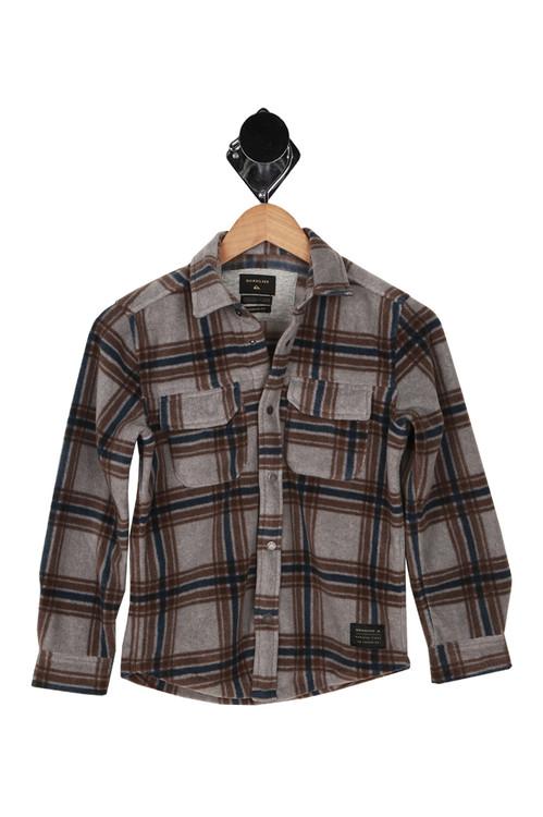 Quicksilver, flannel
