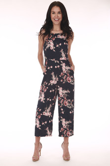 Mitchell Back Tie Jumpsuit