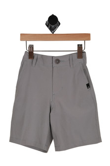 Amphibian Stretch Board Shorts (Little Kid)