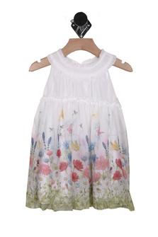 Flower Spring Dress (Toddler/Little Kid)