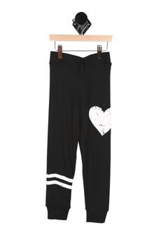 Heart Stripe Sweatpants (Little Kid)
