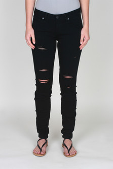 Verdugo Ultra Skinny Ripped Jean