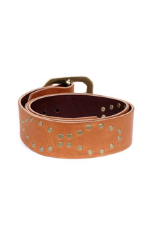 The Regan Leather Belt