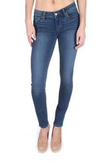 Verdugo Ultra Skinny Tristan Jean Tristan is a med denim wash with a worn look on the thigh for more detail contact toll free 855-597-0313