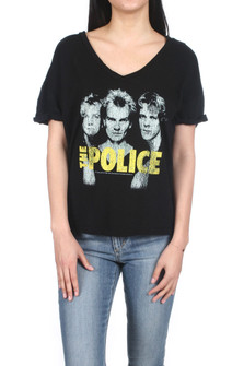 The Police V-Neck Band Tee