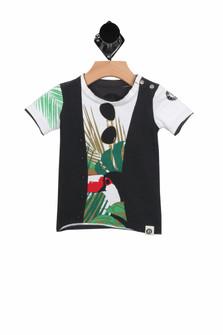 Tropical Summer Vest Tee (Infant-Toddler Boy)