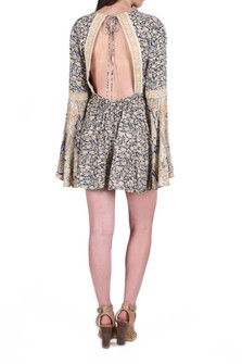 Once Upon A Time Bell Sleeve Romper
