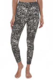 Mindi Zip Crop Legging