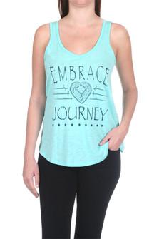 Embrace The Journey Lounge Tank
