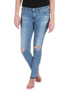 Distressed Legging Ankle Skinny Jean