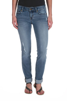 Lily Skinny Straight Jean