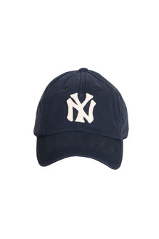 New Timer New York Yankees Embroidered Logo Baseball Hat