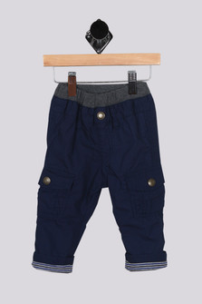 Lined Cargo Pants (Infant/Toddler/Little)