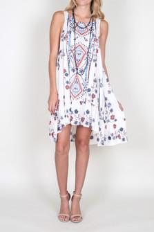 Annka Board Slip Mini Dress