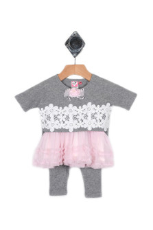 Little Dancer 3PC Ballerina Set (Infant)
