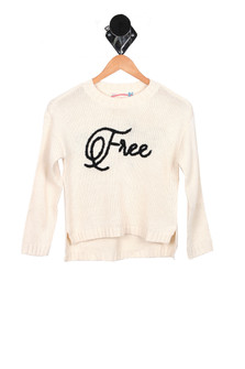 Free Spirit Sweater (Big Kid)