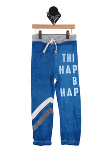 Think Happy Drawstring Sweatpants (Little Kid)