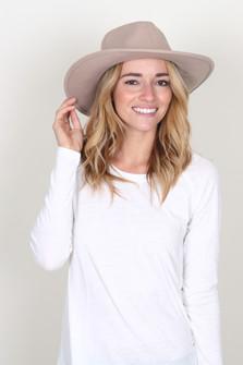 Western Inspired Panama Hat