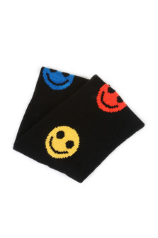 Happy Face Infinity Scarf (Big Kid)