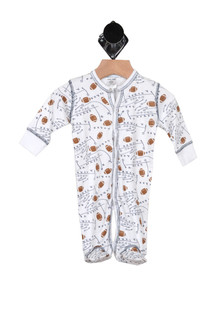 Footie Football Onesie (Infant)