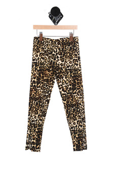 Leopard Print Legging (Big Kid)