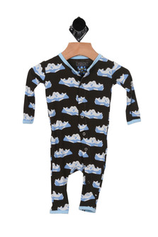Printed Fitted Coverall (Infant)