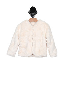 Faux Fur Coat (Little Kid)