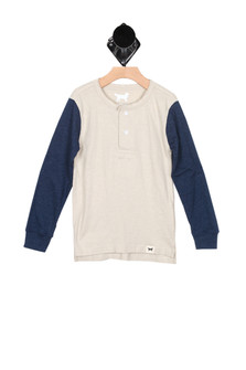 L/S Henley (Big Kid)